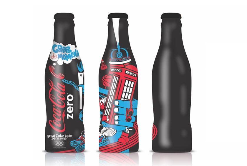 oca-Cola's sponsorship of London 2012 Olympics